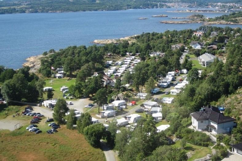 Gon Camping og hytteutleie i Larvik Eiendommer