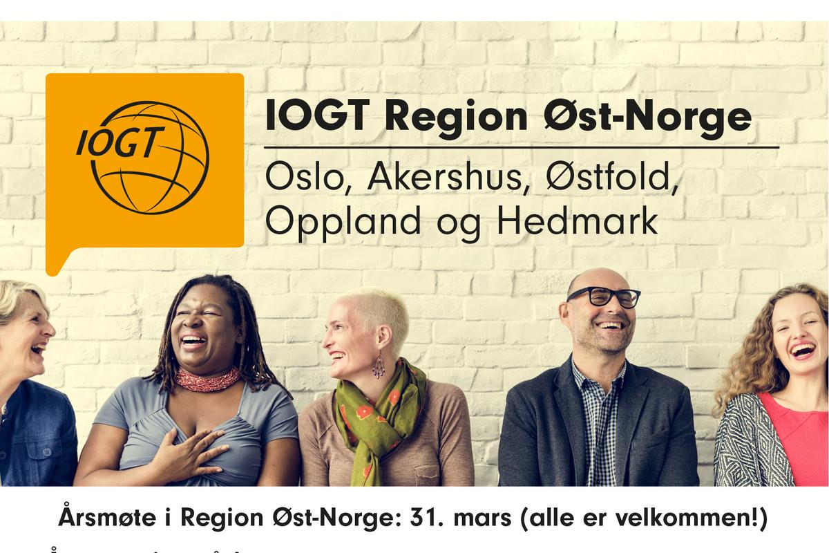 2cd920fe Utsending fra Region Øst-Norge mars 2019 - Medlemsutsendinger ...
